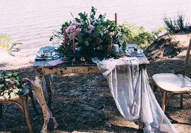 Website Development | Agros & Kipos Wedding