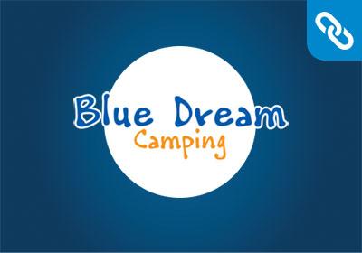 Κατασκευή Ιστοσελίδας | Camping Blue Dream