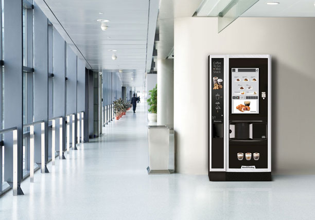 Website Development | Automatic Vending Machines - HORECA Machines - Beverage trade