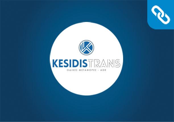 Κεσίδης Trans | Σχεδιασμός λογοτύπου
