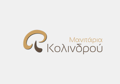 Kolindros Mushrooms | Logo Design