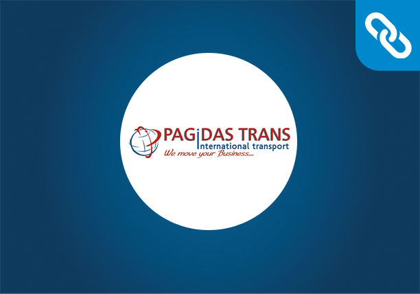Website Development | International Transports | Pagidas Trans