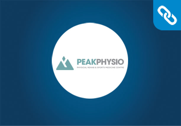 Website Development  | Peak Physio