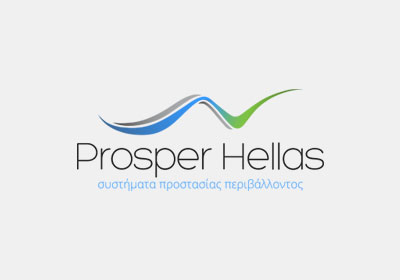 Prosper Hellas | Σχεδιασμός λογοτύπου