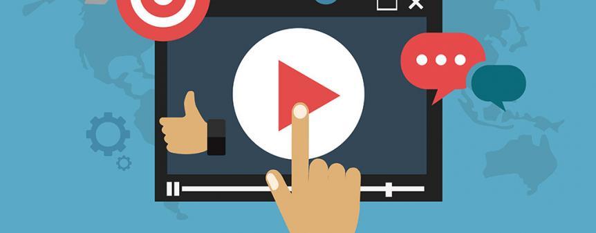 Το video marketing ως το ταχύτερα αναπτυσσόμενο εργαλείο προώθησης ιστοσελίδων